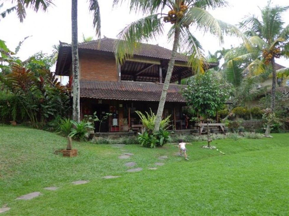 Land for sale in Ubud nice for villa at center Ubud – LUB104