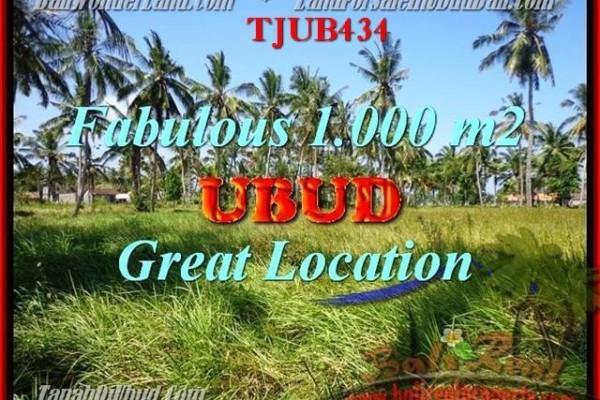 Affordable Sentral Ubud LAND FOR SALE TJUB434