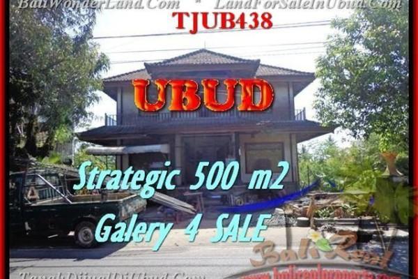 Affordable PROPERTY LAND SALE IN Sentral Ubud BALI TJUB438