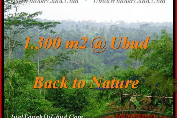 Exotic PROPERTY Ubud Tegalalang BALI LAND FOR SALE TJUB481