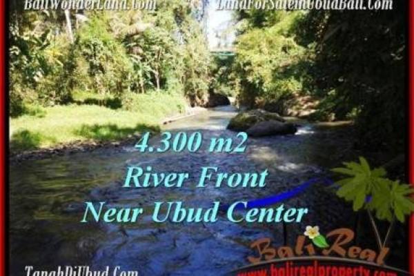 FOR SALE Exotic PROPERTY LAND IN Sentral Ubud BALI TJUB499