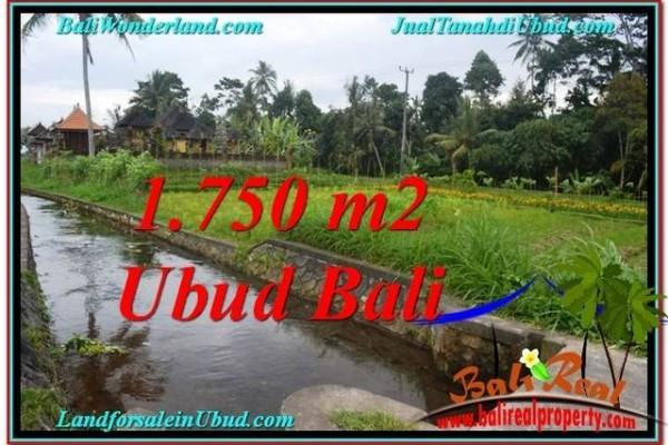 FOR SALE Beautiful 715 m2 LAND IN UBUD BALI TJUB557