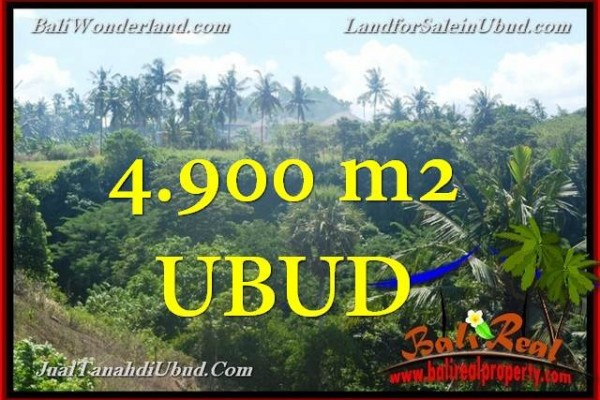 FOR SALE Affordable LAND IN Ubud Gianyar BALI TJUB665