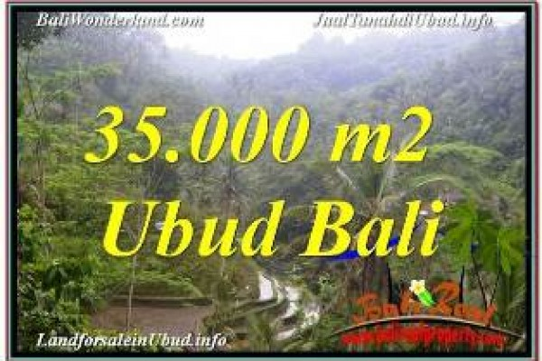 LAND FOR SALE IN UBUD TJUB674