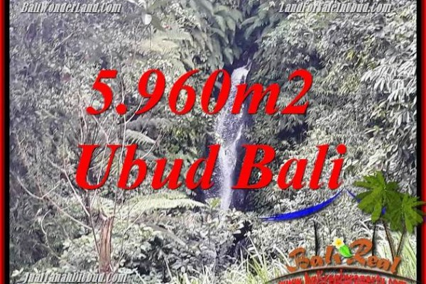 Exotic Ubud Land for sale TJUB696