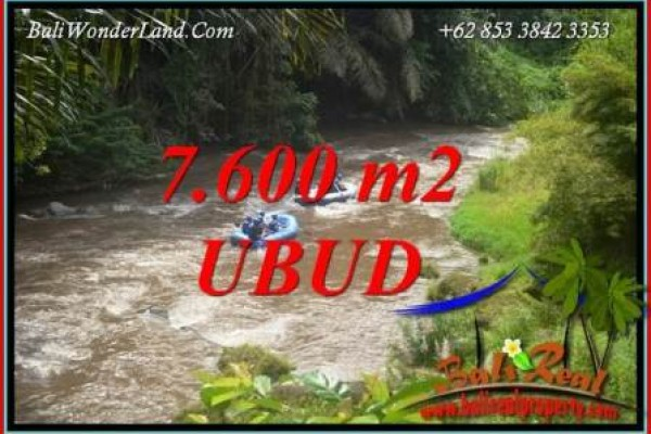 Beautiful 7,600 m2 Land in Semana Badung for sale TJUB705