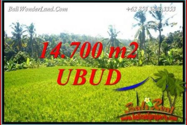 FOR sale Exotic Property Land in Ubud TJUB717