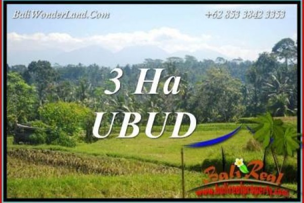 Magnificent Ubud Land for sale TJUB718
