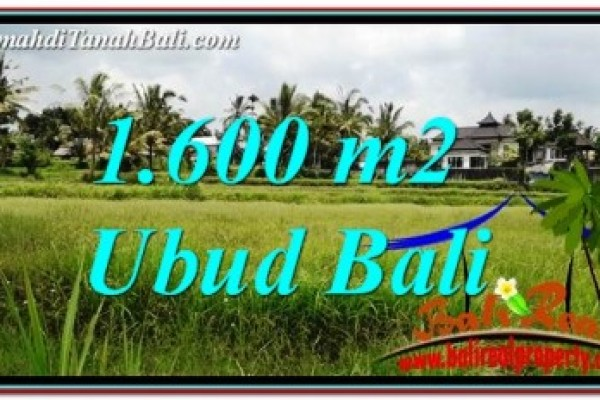 Affordable PROPERTY LAND SALE IN UBUD TJUB756