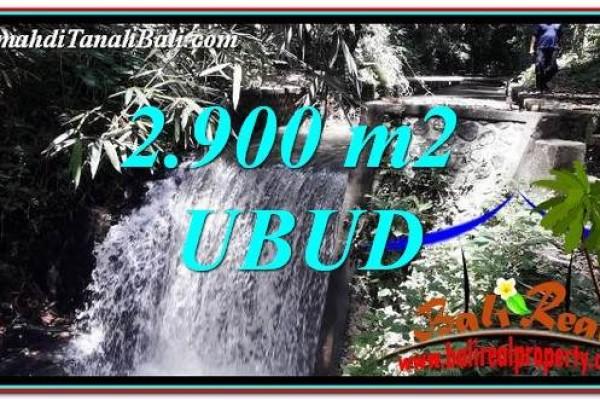 Beautiful PROPERTY Ubud Pejeng 2,900 m2 LAND FOR SALE TJUB762