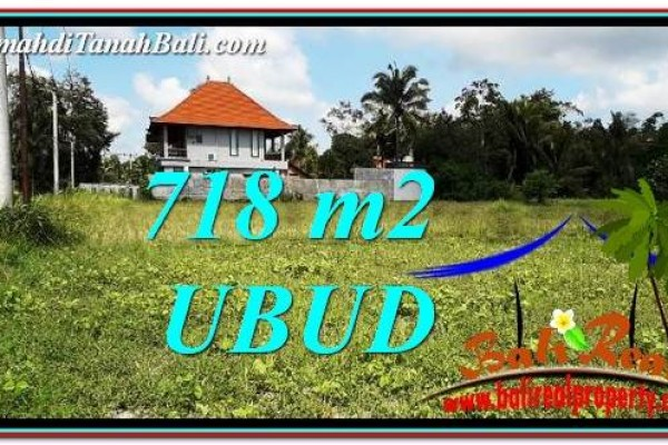 Affordable LAND IN UBUD FOR SALE TJUB767
