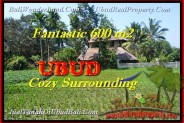 FOR SALE Beautiful LAND IN UBUD BALI TJUB452