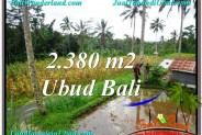 FOR SALE Magnificent PROPERTY LAND IN UBUD TJUB567