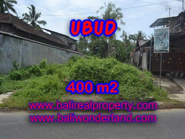Interesting Land for sale in Ubud Bali, natural view in Ubud Tegalalang– TJUB355