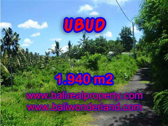 Astonishing Property for sale in Bali, LAND FOR SALE IN UBUD Bali – TJUB379