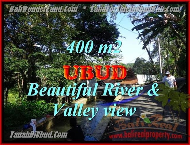 Land for sale in Bali, exotic view in Ubud Pejeng Bali – TJUB425