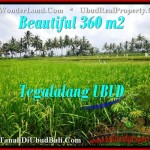 FOR SALE Magnificent LAND IN Ubud Tegalalang BALI TJUB482