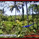 Affordable UBUD 3.000 m2 LAND FOR SALE TJUB450
