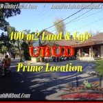Affordable UBUD 400 m2 LAND FOR SALE TJUB444