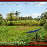 Exotic PROPERTY LAND SALE IN Ubud Tampak Siring BALI TJUB457