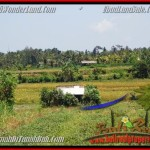 Affordable PROPERTY UBUD BALI 500 m2 LAND FOR SALE TJUB435