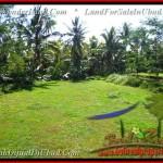 FOR SALE Beautiful PROPERTY 500 m2 LAND IN UBUD BALI TJUB438