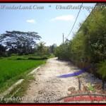 Affordable PROPERTY 2.885 m2 LAND IN UBUD BALI FOR SALE TJUB442