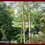 Exotic PROPERTY LAND IN UBUD FOR SALE TJUB417