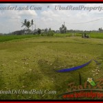 Exotic 600 m2 LAND FOR SALE IN UBUD BALI TJUB427