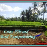 Affordable 570 m2 LAND IN Ubud Tampak Siring BALI FOR SALE TJUB511