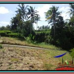 Exotic PROPERTY UBUD 570 m2 LAND FOR SALE TJUB511