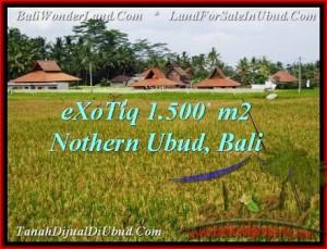 FOR SALE Affordable LAND IN Sentral Ubud BALI TJUB488