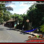 Affordable PROPERTY 2,200 m2 LAND FOR SALE IN Sentral Ubud TJUB509