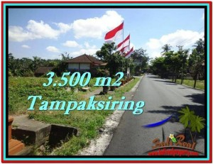 Beautiful PROPERTY LAND IN UBUD FOR SALE TJUB517