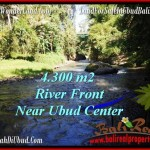 Affordable PROPERTY LAND IN UBUD FOR SALE TJUB499