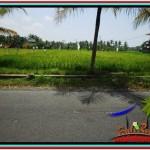 LAND SALE IN Sentral Ubud BALI TJUB525