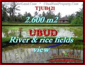 Ubud Tegalalang BALI LAND FOR SALE TJUB421