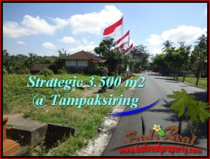 Exotic LAND FOR SALE IN UBUD TJUB517