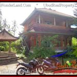 FOR SALE Beautiful PROPERTY 6,100 m2 LAND IN Ubud Tegalalang TJUB552
