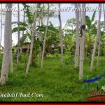FOR SALE Beautiful PROPERTY 1,400 m2 LAND IN Ubud Pejeng TJUB539