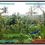 Exotic PROPERTY LAND SALE IN UBUD TJUB556