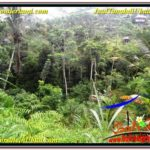 Beautiful 2,100 m2 LAND SALE IN UBUD BALI TJUB572