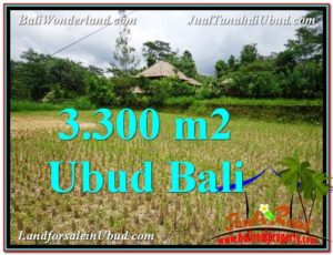 Magnificent PROPERTY 3,300 m2 LAND IN Ubud Tampak Siring FOR SALE TJUB562
