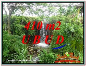 UBUD 410 m2 LAND FOR SALE TJUB578