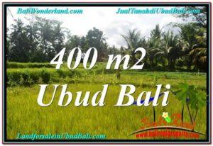 Magnificent PROPERTY 400 m2 LAND IN Ubud Pejeng FOR SALE TJUB627