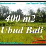Magnificent PROPERTY 400 m2 LAND SALE IN Ubud Pejeng TJUB627