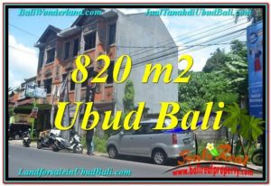 Magnificent PROPERTY LAND SALE IN UBUD TJUB643