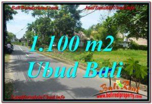 FOR SALE LAND IN Sentral / Ubud Center BALI TJUB645