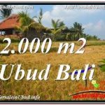 Affordable PROPERTY UBUD LAND FOR SALE TJUB669