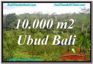 Affordable 10,500 m2 LAND FOR SALE IN UBUD BALI TJUB681